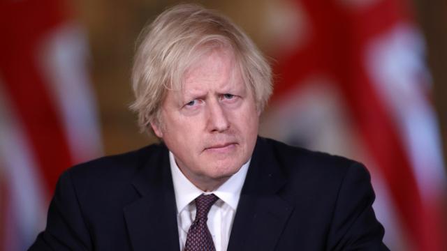 İngiltere Başbakanı Johnson, Rusya'nın sınır ihlali iddiasını reddetti