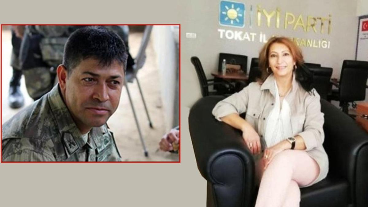 İYİ Partili Başkan Yardımcısı Ömer Halisdemir'e dil uzattı!