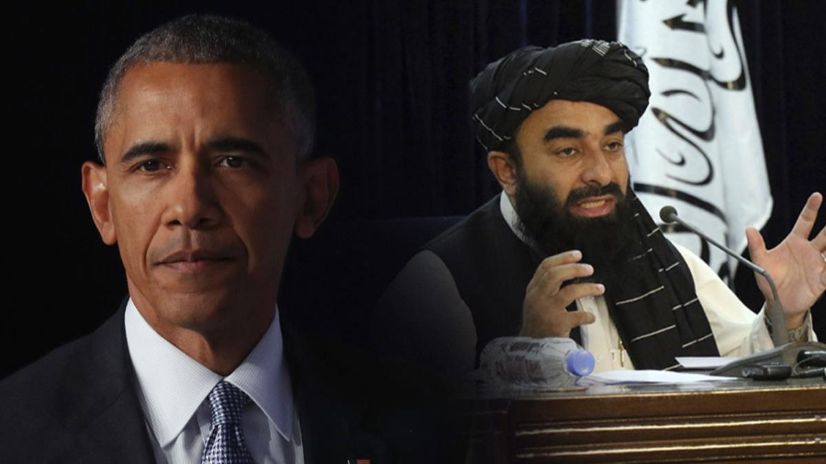 ABD'de 'Taliban Beşlisi' şaşkınlığı!