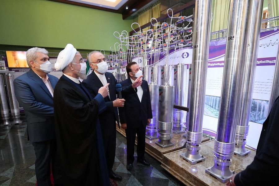 İran uranyum zenginleştirme için gelişmiş 146 adet IR6 santrifüj zincirini devreye soktu