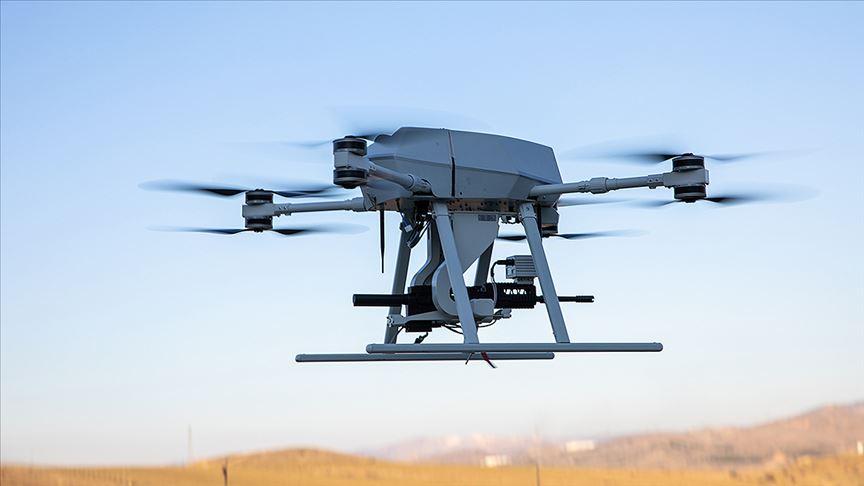 Silahlı drone Songar'a 'Yerli Malı Belgesi'