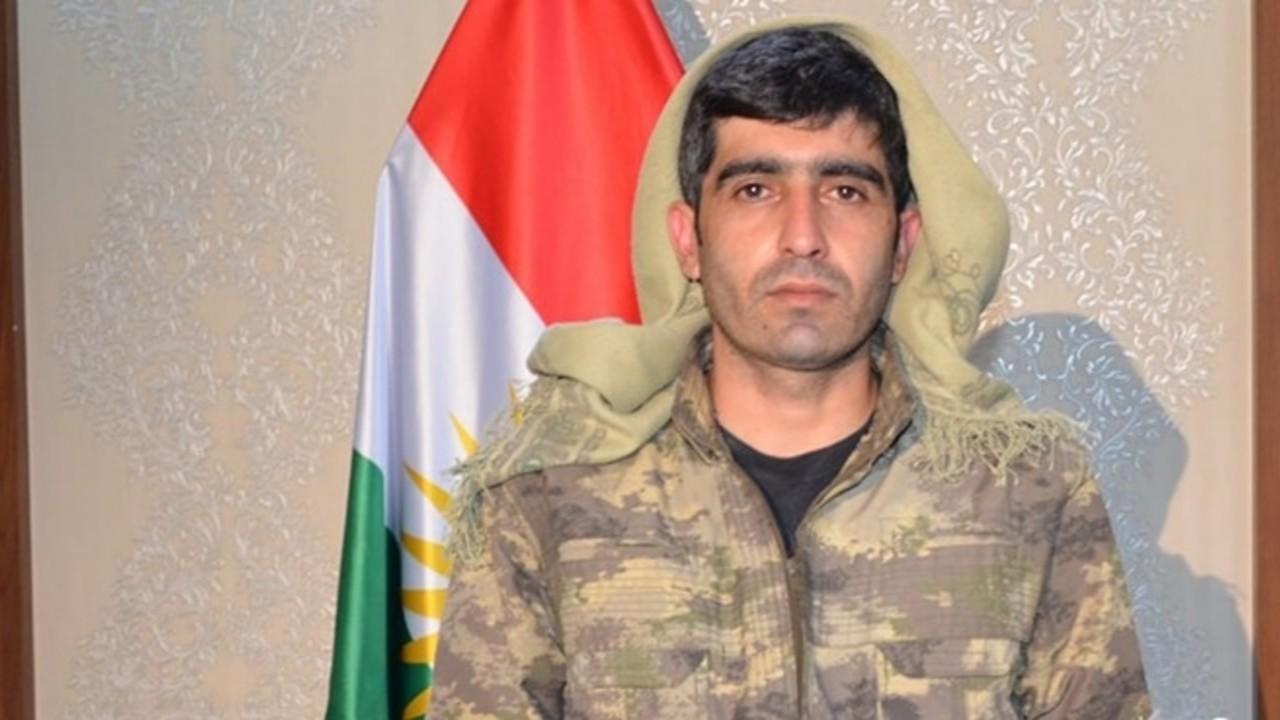 Terör örgütü PKK'nın sözde komutanı Peşmerge'ye teslim oldu