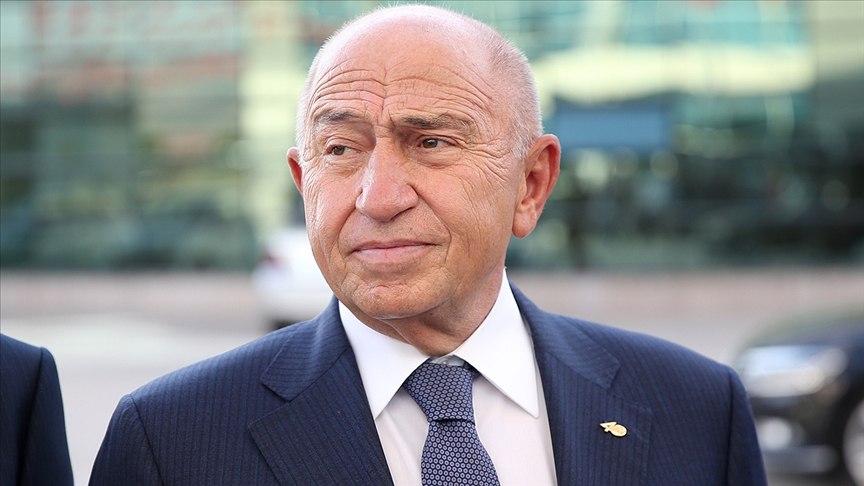 TFF, başkan Nihat Özdemir'in Kovid-19 testinin pozitif çıktığını açıkladı