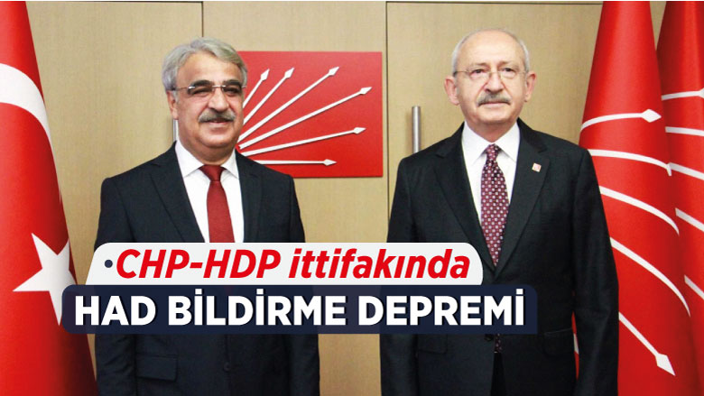 'HDP'yle TBMM'den Kızılay'a yürünmez!'