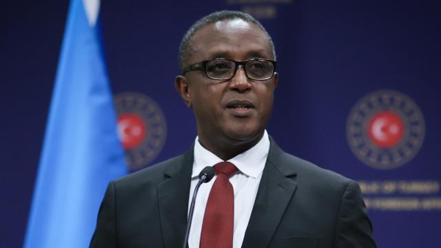 Ruanda Dışişleri Bakanı Biruta'dan Türkiye'ye teşekkür