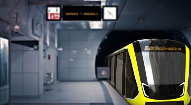 Türkiye'nin ilk yerli metro seti Ankara'da üretilecek