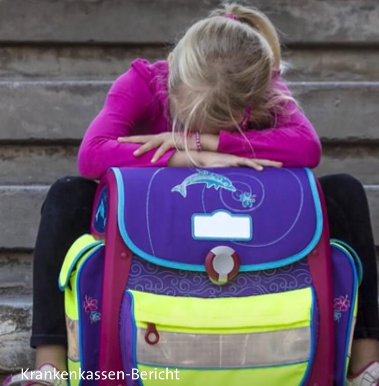 Almanya'da Barmer sağlık sigortasına göre çok sayıda çocuk ve ergen psikolojik tedavi görüyor