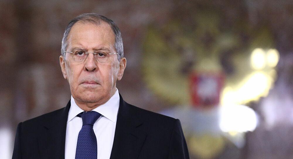 Lavrov: Avrupa'dan hiçbir yere gitmiyoruz, orada çok dostumuz var