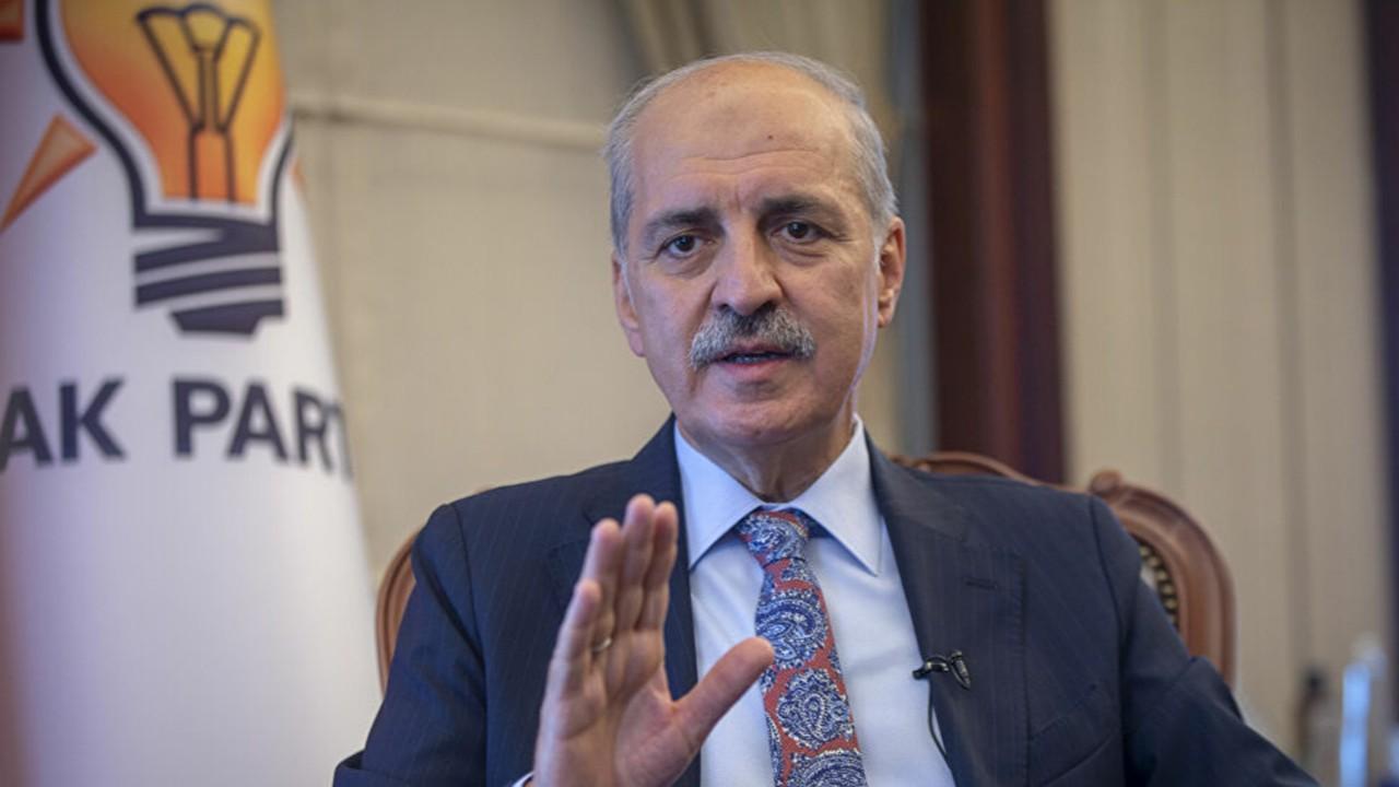 Numan Kurtulmuş'tan HDP'ye saldırıya kınama