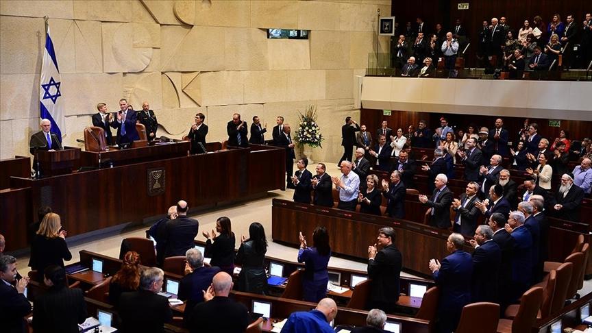 İsrail Meclisi erken seçim için ilk adımı attı