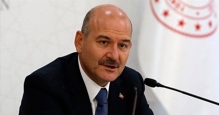 İçişleri Bakanı Soylu, canlı yayında bazı emekli amirallerin açıklamasını değerlendirdi