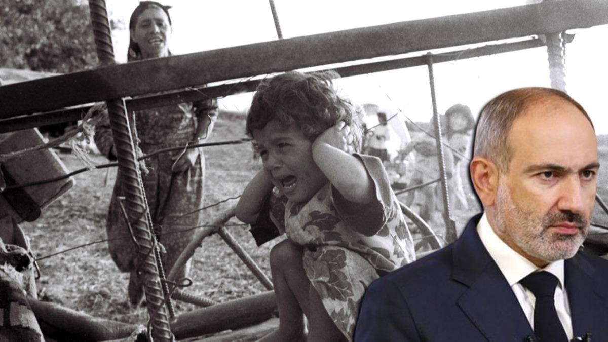 Paşinyan'dan İran itirafı: Bize yardım etmeselerdi Azerbaycan'a yenilirdik