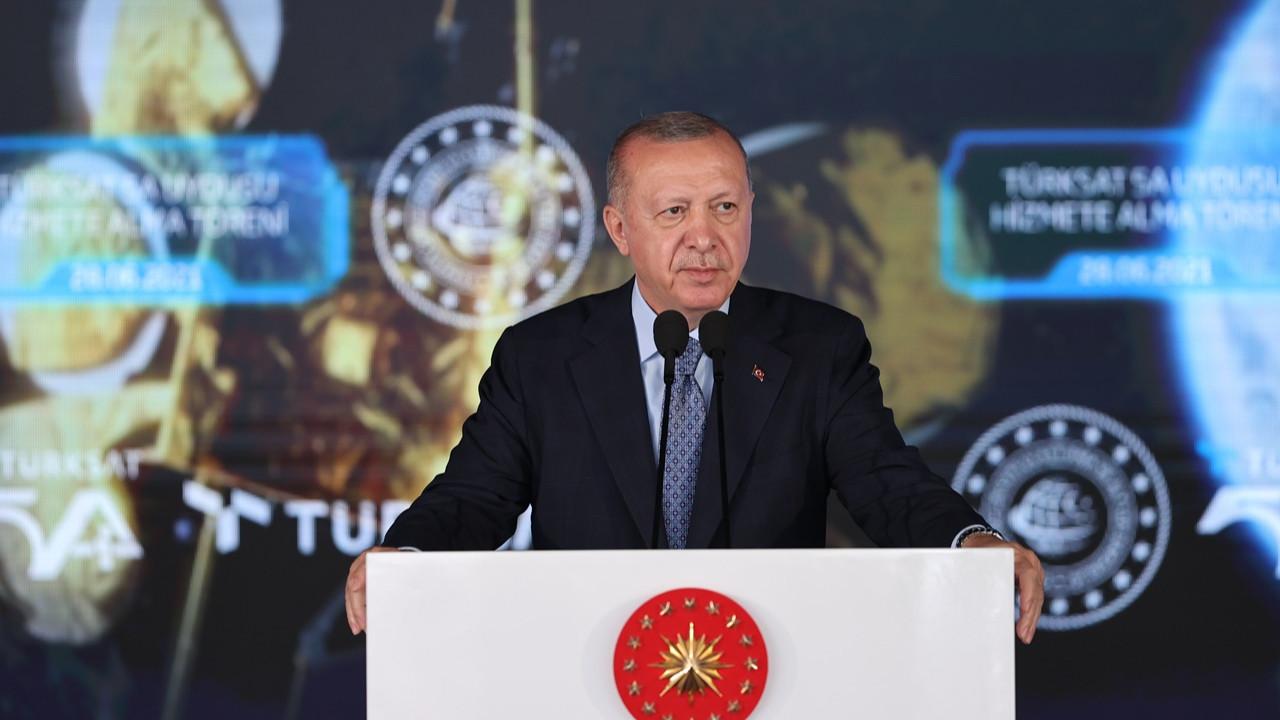 TÜRKSAT 5A hizmete hazır! Erdoğan, yerli uydu için tarih verdi