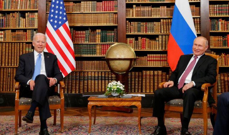 Biden, Rusya Devlet Başkanı Putin ile görüşmesini değerlendirdi