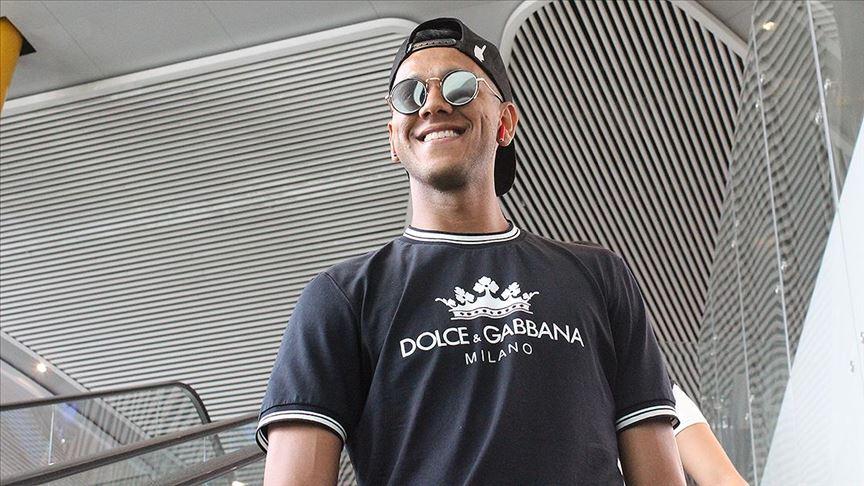 Josef de Souza Beşiktaş için İstanbul'da