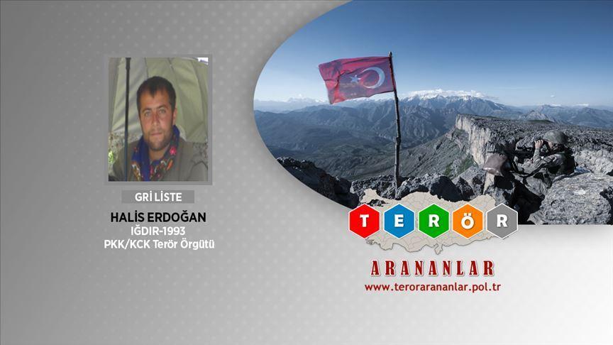 Öldürülen PKK'lı teröristin bir sivilin şehit olduğu eylemde parmak izi çıktı