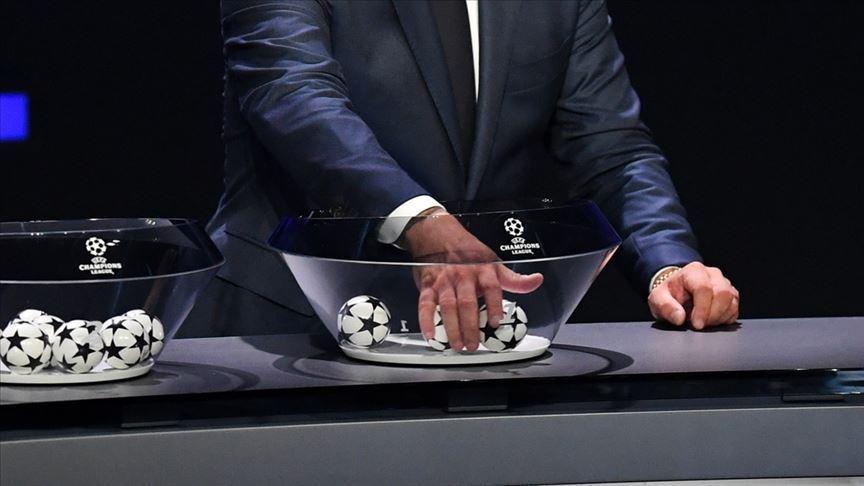 Şampiyonlar Ligi'nde grup aşaması kuraları çekildi
