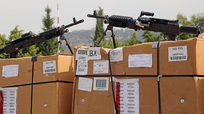 Suudi Arabistan'a güçlü silah satışını destekliyoruz