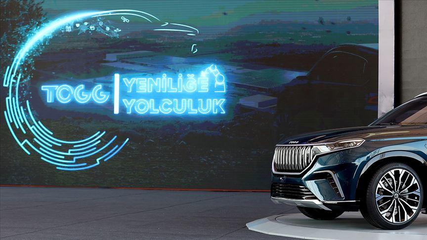 Yerli elektrikli otomobilin şarj altyapısı için çalışmalar başladı
