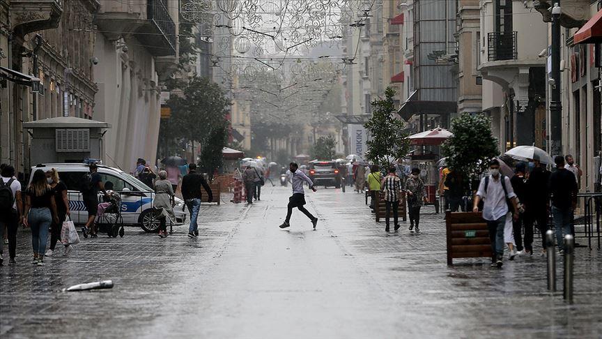 Marmara Bölgesi'nin kuzey ve doğusunda sağanak bekleniyor