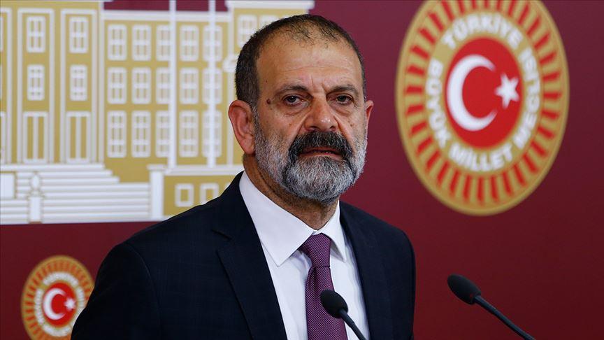 HDP'li vekil Tuma Çelik partisinden istifa etti
