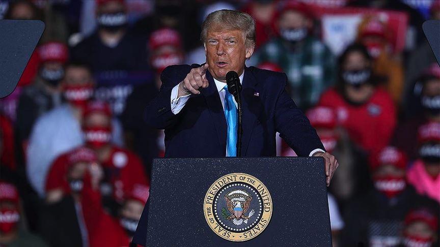 ABD Başkanı Trump: Başkan savaşmak için çok iyi durumda