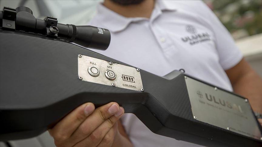 Katar ve Arnavutluk'a yerli 'drone savar' ihracatı