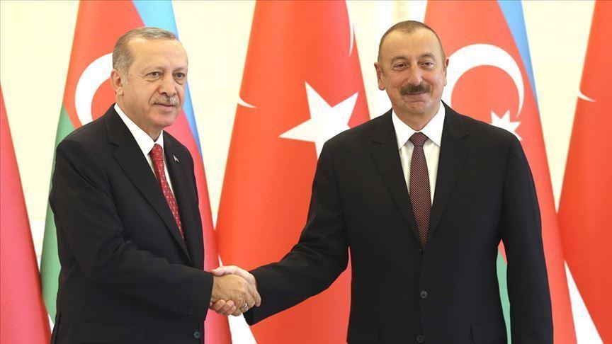 Erdoğan ve Aliyev telefonda görüştü