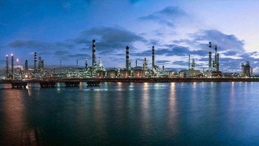 Tüpraş'tan ikinci çeyrekte 4,9 milyon ton üretim
