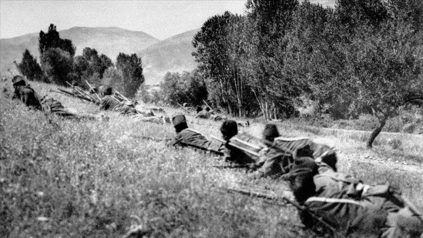 Yeni Türk Devletinin müjdecisi olan zafer: 'Sakarya Meydan Muharebesi'
